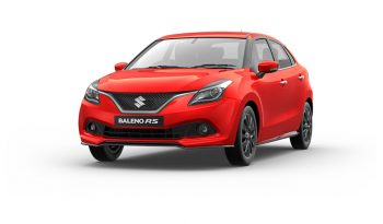 BALENO  RS full