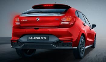 BALENO  RS full
