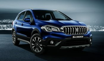 New S-CROSS full